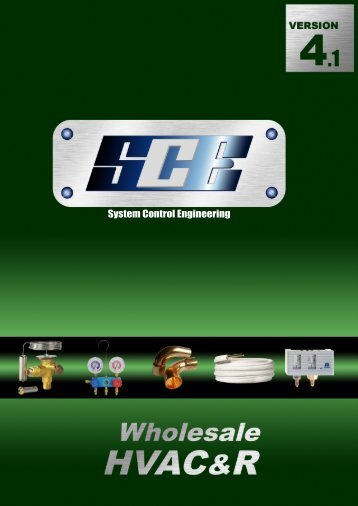 service tools & equipment - System Control Engineering