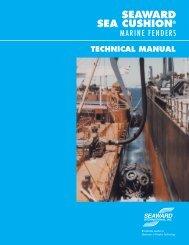 SEA CUSHION Marine Fenders - JH Menge & Co