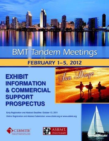 2012 Tandem Exhibit Support Prospectus - Center for International ...