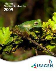 Informe Gestión Ambiental - Isagen