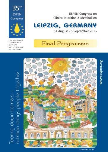 Download Final Programme (PDF) - ESPENs