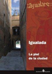 LA PELL DE LA CIUTAT castellà - Igualada