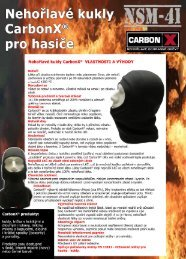 CarbonX NSM-41 1/2