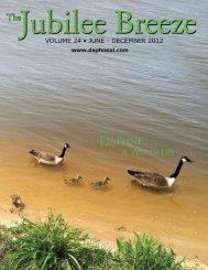 Jubilee Breeze – June – Dec 2012 Issue - City of Daphne