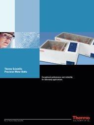 Thermo Scientific Precision Water Baths