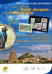 30, 31 mars et 1er avril 2012 10 h 00-18 h 00 ... - Le Puy-en-Velay
