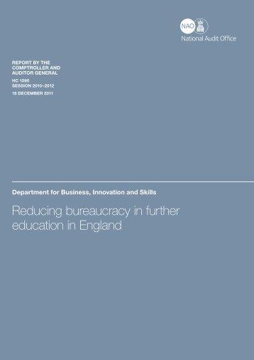 Full report (pdf - 326KB) - National Audit Office