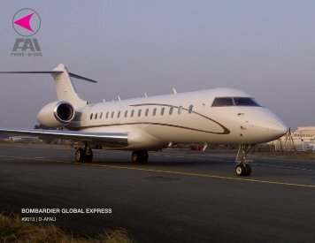 BOMBARDIER GLOBAL EXPRESS - Business Air Today