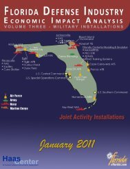 1. unified commands - Florida Defense Alliance