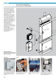 PDF Datei: Broschüre / Hager / Katalog Zählerplatz