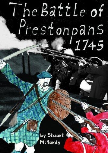 by Stuart McHardy - Prestonpans Tapestry