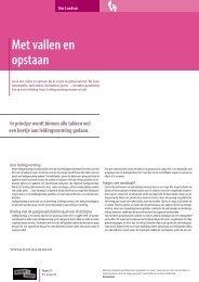 O&W binnen 3/2001 - Scouts en Gidsen Vlaanderen