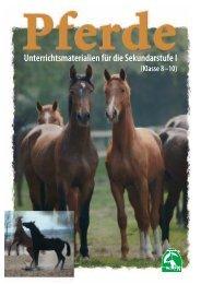 Unterrichtsmaterialien für die Sekundarstufe I - Ponyclub Stolpe