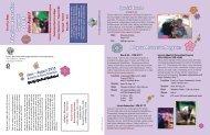 Summer 2013 Adaptive Recreation brochure - City of Las Vegas