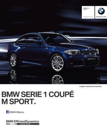 BMW Paquete deportivo M Sport. Garantía y Mantenimiento. Bolsas ...