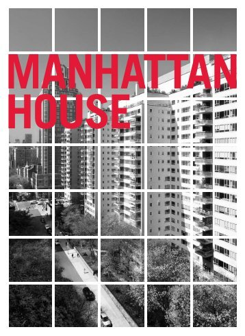 Manhattan House - Tracy Oats Communications