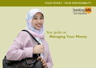 J17034 YOUR MONEY - Banking Info