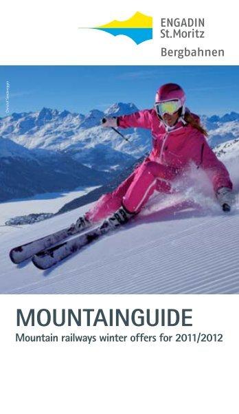 SKIING AND SNOWBOARDING - Pontresina