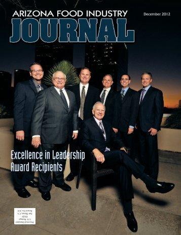 AFMA - December 2012 - Arizona Food Marketing Alliance
