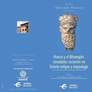 HISTORIA HUESCA-dip.pdf - Ibercaja Obra Social