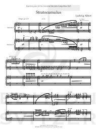 Stratocumulus - Edition Svitzer