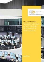 Zeitenwende - ADIG Fondsvertrieb GmbH