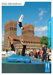Ã…rsberetning 2006 - Norges idrettsforbund