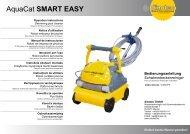 AquaCat SMART EASY - myRobotcenter