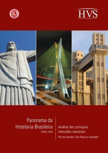 Panorama da Hotelaria Brasileira - HVS.com