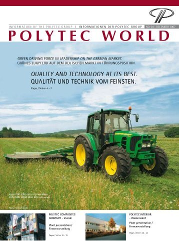 john deere - POLYTEC