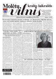 2010 m. kovo 9 d., antradienis Nr.18 - 2013 - VILNIS