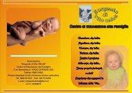 Libretto Annuale 2007 per le famiglie con Rosario della Vita