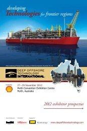 Technologies - Deep Offshore Technology International