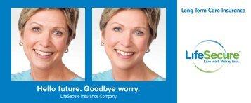 Long Term Care Consumer Brochure PDF - Health Insurance