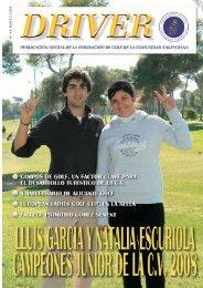 Numero 48 - Federación de Golf de la Comunidad Valenciana