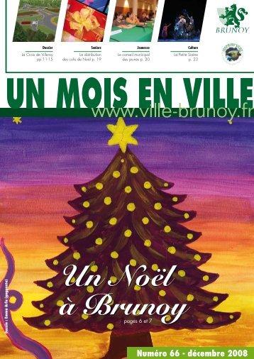 7 décembre - ville de Brunoy