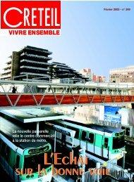 Vivre Ensemble - Février 2005 - Créteil