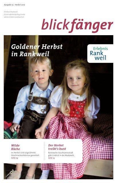 Herbst 2012 - Marktgemeinde Rankweil