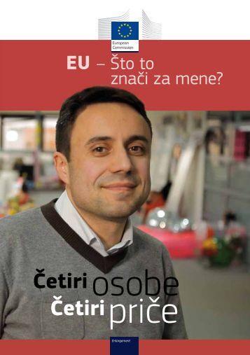 EU – Što to znači za mene? - Europa