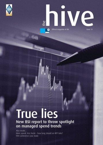 BSI Hive#13 Sep11 - The Tin