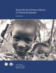 Desarrollo de la Primera Infancia - Human Early Learning Partnership