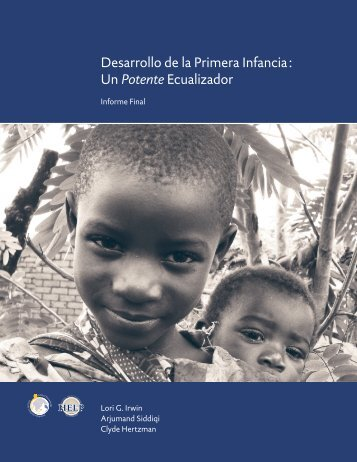 Desarrollo de la Primera Infancia - Human Early Learning Partnership