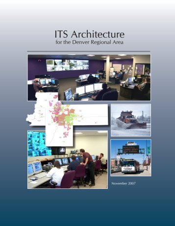 ITS Architecture - Colorado Department of Transportation