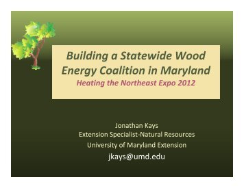 download .PDF - Northeast Biomass Heating Expo 2013