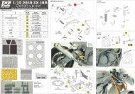 TD23090: 1/12 2010 ZX-10R Detail-Up Set - Top Studio