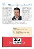 Neubau Clinica Holistica Engiadina - Clinica Holistica Engiadina SA - Seite 6