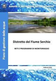 Reti e programmi di monitoraggio - Autorità di Bacino del fiume ...