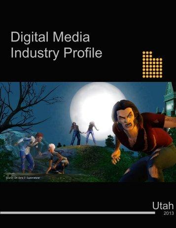 Utah Digital Media Industry Profile - Economic Development ...