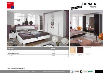 formia magazine. Black Bedroom Furniture Sets. Home Design Ideas