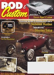 Tudor Steering - Classic Performance Products